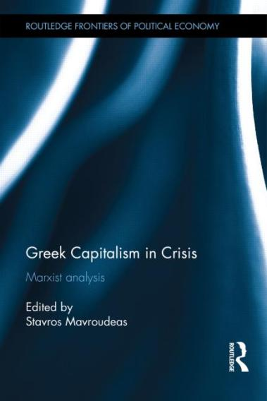 Routledge Greek Capitalism in Crisis