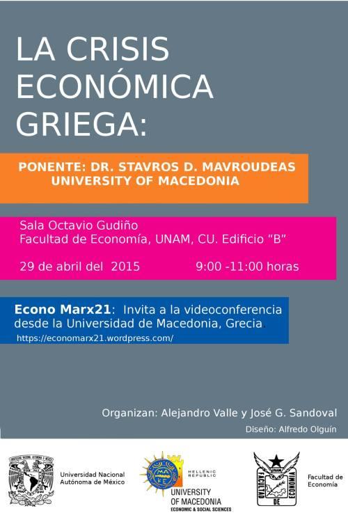 UNAM lecture